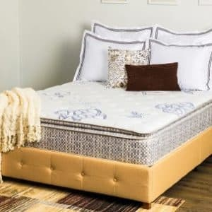 Harmony - 8520 - Full - Elated Pillow Top