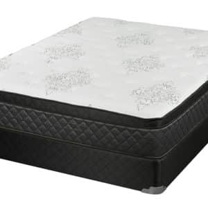 SleepInc - 8535 - Twin - Fitzgerald Euro Top II