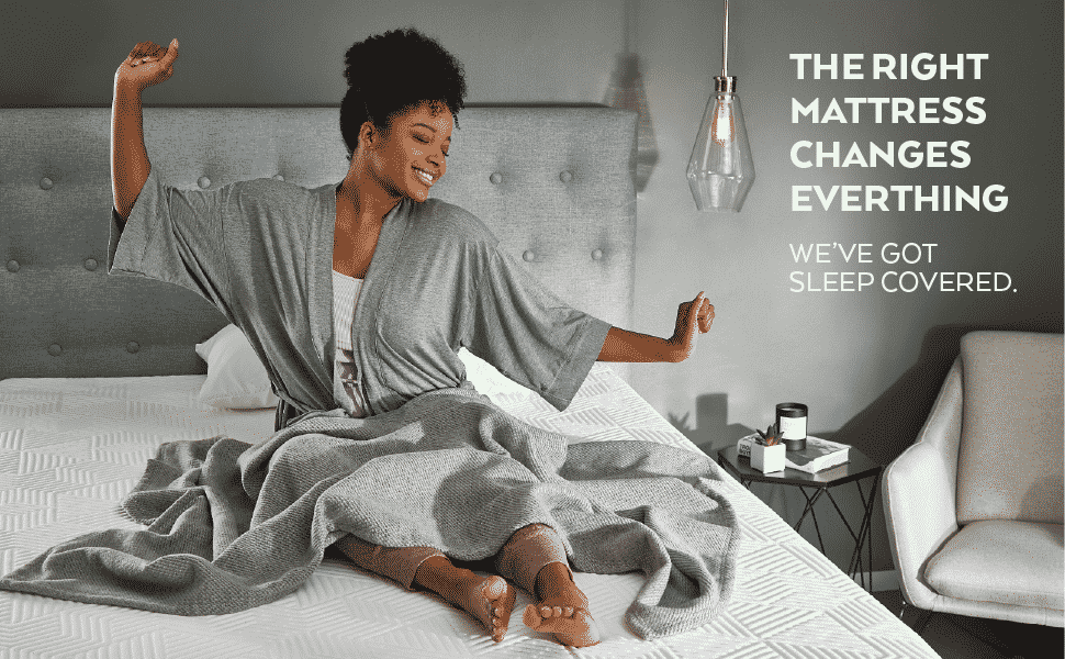 The right mattress changes everything